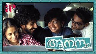 Anandam Malayalam Movie Comedy | Part 2 | Arun Kurian | Roshan Mathew | Vishak Nair | Thomas Mathew