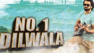 No.1 Dilwala (2019) | New Hindi Dubbed Full Movie| Ram Pothineni