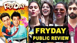 Fryday Comedy Movie Public REVIEW - Govinda, Varun Sharma - FIRST Show Review