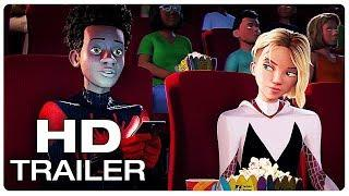 SPIDER-MAN: INTO THE SPIDER-VERSE Date Night Trailer (NEW 2018) Animated Superhero Movie HD