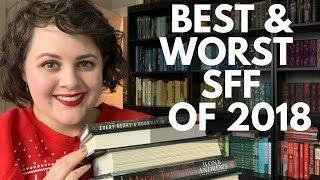 Best & Worst Fantasy/Sci Fi Books of 2018