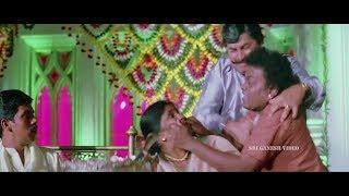 Sadhu Kokila Behaving Like Funny in Function | Kannada Comedy Scenes | Chandu Movie Scene 04