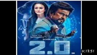 Robot 2.0 - Full movie 2019 | Rajinikanth | Akshay Kumar | A R Rahman | Dharma Production Robot 2.0