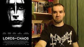 Lords of Chaos (2018, dir. Jonas Åkerlund) - A lesson in historical (in)accuracy (spoilers!)
