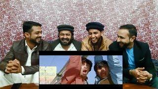 Ishq Movie 1997 best Comedy Scene | Pakistani Reaction to | D-V-R