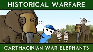 Historical Warfare: Carthaginian War Elephants