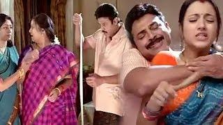 Venkatesh Latest Super Hit Comedy Scene | Telugu Comedy Scene | Comedy Juntion