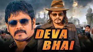 Deva Bhai 2019 South Indian Movies Dubbed In Hindi Full Movie | Nagarjuna, Jyothika, Rahul Dev