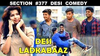 SECTION 377 DESI COMEDY | NEW FUNNY VIDEO | OYE TV