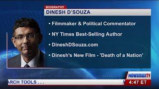 Dinesh D'Souza on his New Film