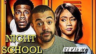 Night School (movie review Kevin Hart, Tiffany Haddish comedy)