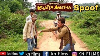 Khatta meetha movie spoof comedy by johny lever & rajpal Yadav