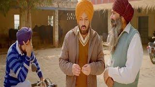 Best Of Gurpreet Ghuggi Comedy Scenes | WaqarAliT