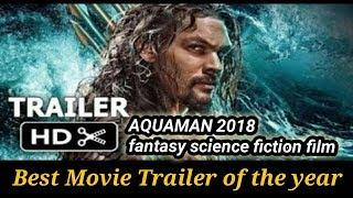 AQUAMAN | movie trailer | Jason momoa, Aquaman 2018 fantasy science fiction film