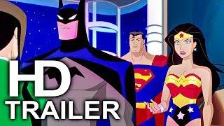 JUSTICE LEAGUE VS THE FATAL FIVE Trailer #1 NEW (2019) DC Animated Superhero Movie HD
