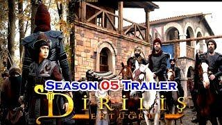 Diriliş Ertuğrul Season 05 Trailer  ❇122 To 131  Bölüm Fragmanı ❇ I Movie ❇Islamic  Historical Movie