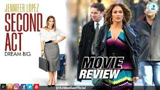 Second Act Review | Jennifer Lopez | Vanessa Hudgens | Romantic Comedy Film