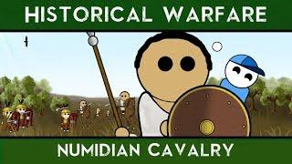 Historical Warfare: Numidian cavalry