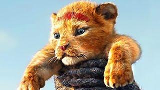 THE LION KING Full Movie Trailer (2019)