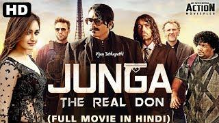 JUNGA THE REAL DON (2019) New Released Full Hindi Dubbed Movie | Vijay Sethupathi | South Movie 2019
