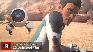CGI 3d Animated Short Sci-Fi Adventure Film ** RETIMER ** Fantasy kids film by NAD UQAC Team