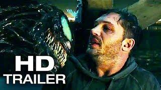 VENOM Let The Devil In Trailer NEW (2018) Tom Hardy Superhero Movie HD