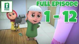 Nussa Full Episode 1 - 12 Tanpa Jeda