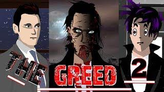 The Greed 2 | Scary story (Animated in Hindi) |TAF|