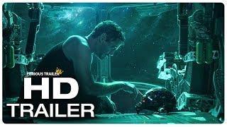 AVENGERS ENDGAME Official Trailer (NEW 2019) Avengers 4, Superhero Movie | Full HD/1080p