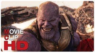 "AVENGERS INFINITY WAR ""Avengers vs Thanos"" Movie Clip (NEW 2018) Superhero Movie HD"