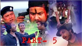 JORA  KOKBOROK FULL MOVIE PART - V || KOKBOROK OFFICIAL FULL HD MOVIE
