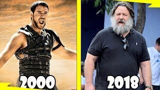GLADIATOR AVANT ET APRÈS 2018 (GLADIATOR LE FILM)