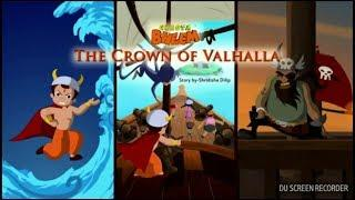 Chhota Bheem And The Crown Of Valhalla Full Movie in Hindi