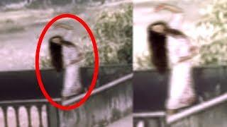 10 SCARY VIDEOS - Real Life Horror Video Caught On Camera?