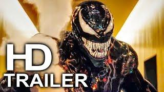 VENOM Soldiers Fight Scene Clip + Trailer NEW (2018) Spider-Man Spin-Off Superhero Movie HD