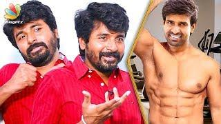 One of the BEST SIX PACK ???? : Sivakarthikeyan about Soori Comedy | Seema Raja Making & Interview