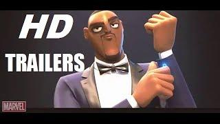 Hollywood Animated Movie Official Trailer