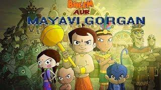 Chhota Bheem Mayavi Gorgan Full Movie in Hindi 2018