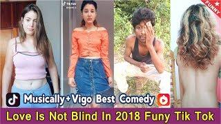 Love Is Not Blind In 2018 | Prince Kumar Comedy | Best Musically Funny Videos Compilation