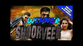 Shoorveer (Winner) 2017 Hindi Dubbed Full Movie -Sai Dharam Tej | ADITYA MOVIES