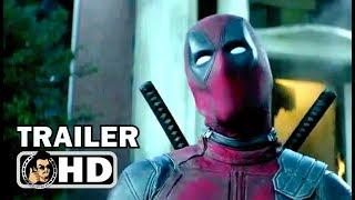 "DEADPOOL 2 ""Power of Love"" TV Spot Trailer (2018) Ryan Reynolds Marvel Superhero Movie HD"