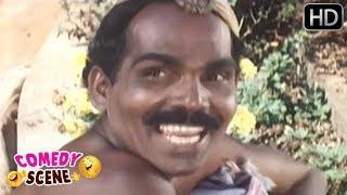 Biradar Double Meaning Comedy Scene | Gup Chup Kannada Movie | SGV Comedy