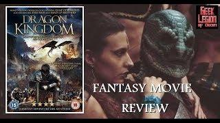 DRAGON KINGDOM ( 2019 Ross O'Hennessy )aka THE DARK KINGDOM Fantasy Movie Review