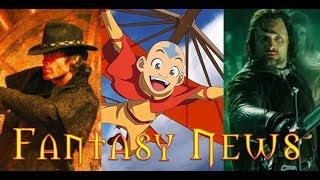 AVATAR, DRESDEN FILES, LORD OF THE RINGS, SO MANY MORE SHOWS - Fantasy News (Ep. 2)