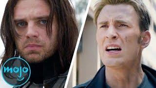 Top 10 Superhero Movie Plot Twists