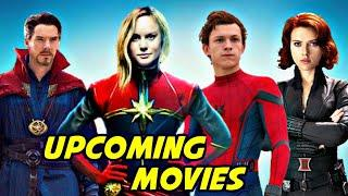 Upcoming MCU Movies Explained In HINDI | Avengers 4 Title Leaked | Future Marvel Movies