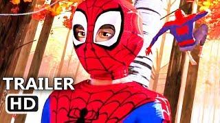 SPIDER-MAN: INTO THE SPIDER-VERSE Trailer EXTENDED (2018) Animation Movie HD