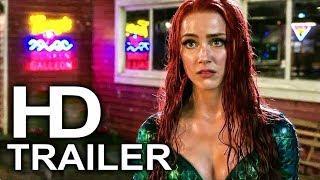AQUAMAN Mera Needs Help Trailer NEW (2018) Superhero Movie HD