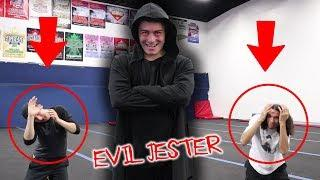 MY EVIL TWIN CAPTURED THEM AT 3 AM!! *SCARY*