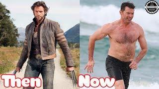 X-Men (2009) Cast Then And Now